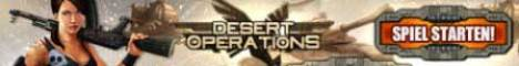 Browsergame Desert Operation